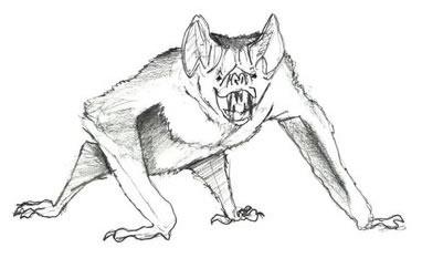 Камазотц – еще один вампир