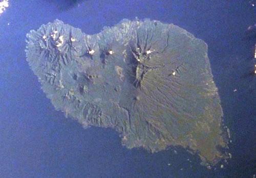 остров Умбои